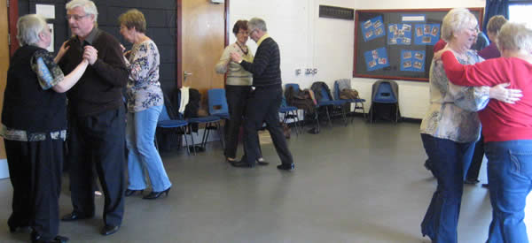 Adult Dance Classes at the McDonald Dance Academy