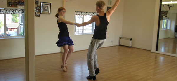 Adult Private Tution Dance Classes